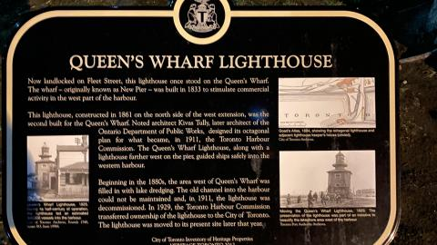 Queen's Wharf Lighthouse cover photo